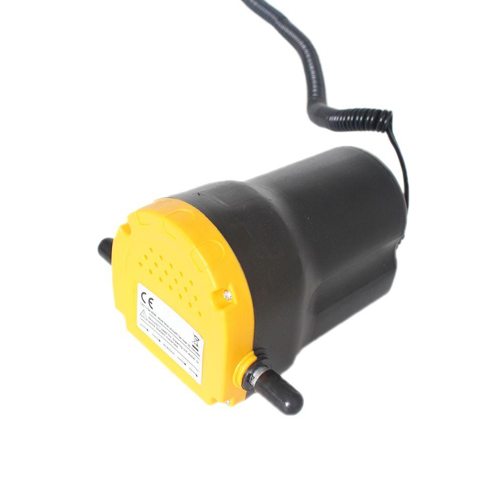 Electric engine oil <font><b>pump</b></font>,DC 12V/24V Oil/Diesel Sump Extractor Scavenge Exchange fuel Transfer suction,Car Boat Motorbike 12 24 v
