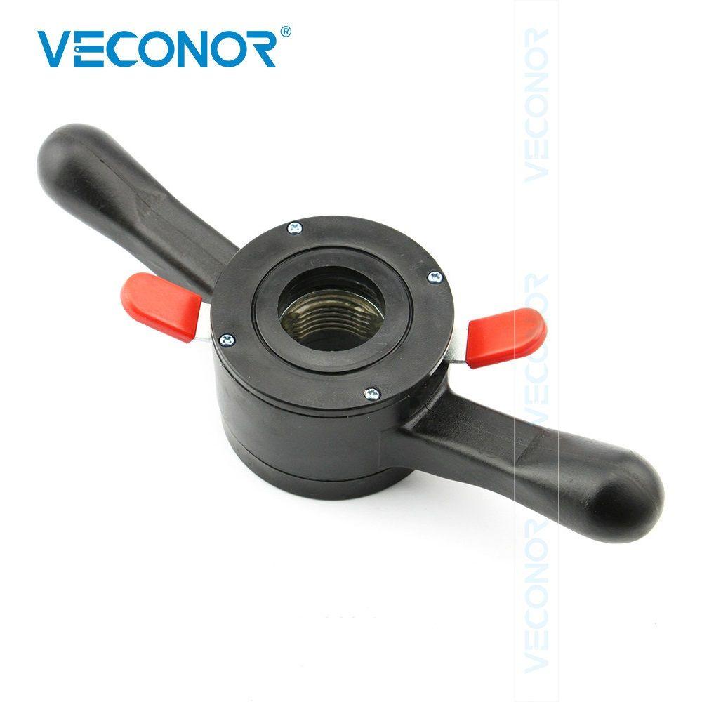 Veconor 36mm X 3mm pas écrou rapide écrou à oreilles dégagement rapide moyeu écrou à oreilles pour équilibreur de roue