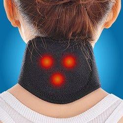 Calentamiento espontáneo terapia magnética guardia cuello