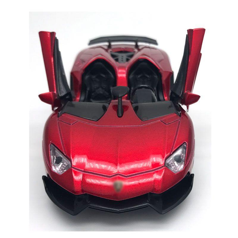 Четыре цвета литой металлический сплав автомобиль 1:32 отступить спортивные модели автомобиля моделирование Автомобили со звуком и светом О...
