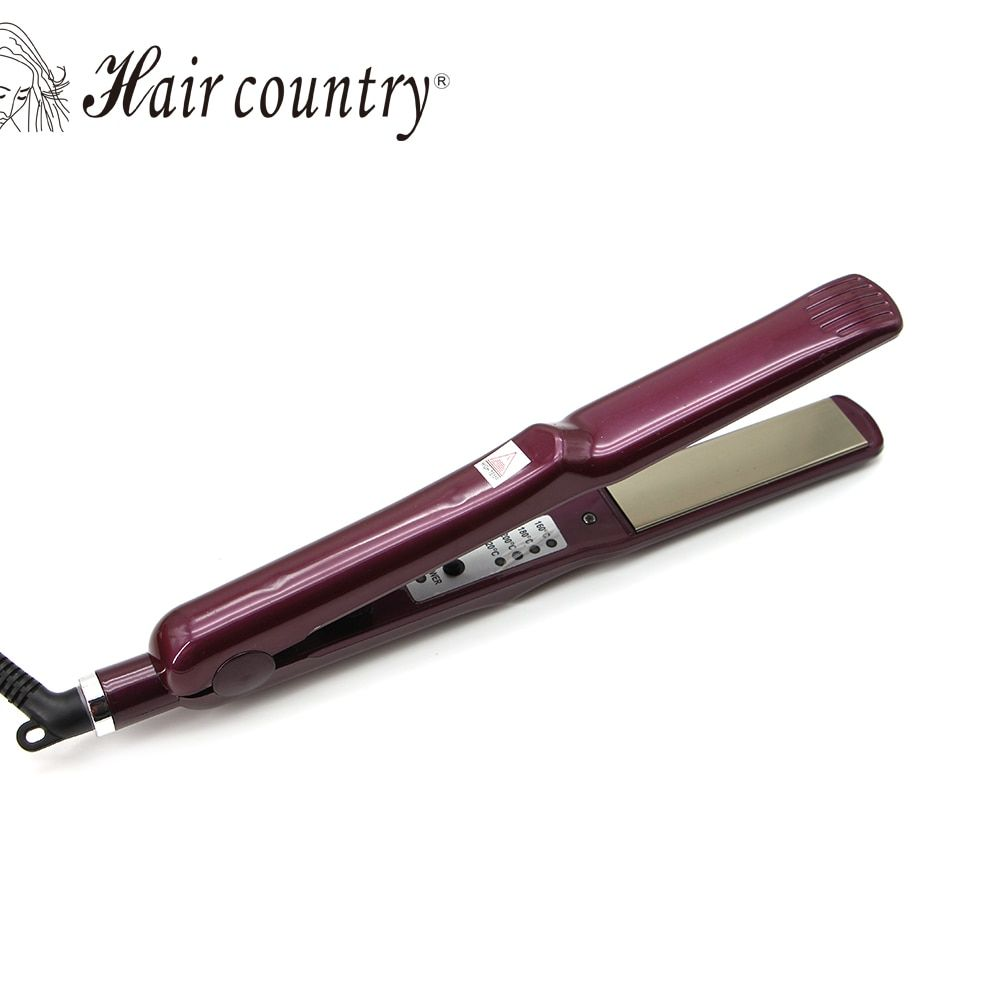 Straightening Irons Brush Electronic Corrugated Curling Styling Tools Hair Straightener Comb