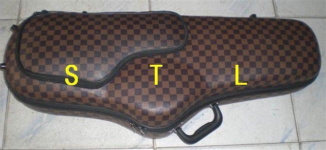 Tenor saxophone bag sax case