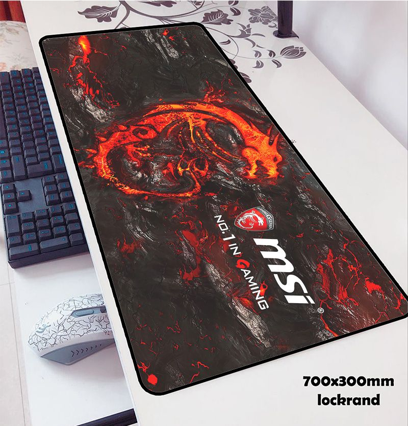Tapis de souris 70x30 cm tapis à souris notbook ordinateur tapis de souris meilleur vendeur tapis de souris de jeu gamer à clavier tapis de souris d'ordinateur portable
