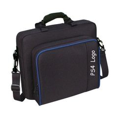 PS4 / PS4 Pro Slim Game Sytem Bag Canvas Case Protect Shoulder Carry Bag Handbag Original size for PlayStation 4 PS4 Pro Console