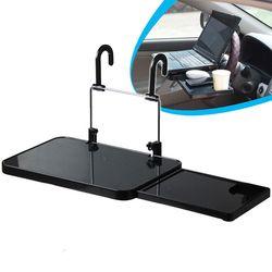 Universal Pliable Auto Camion De Voiture Ordinateur Portable Stand AirDesk Voiture Siège/Volant Netbook Tray Table Alimentaire/boisson/supports