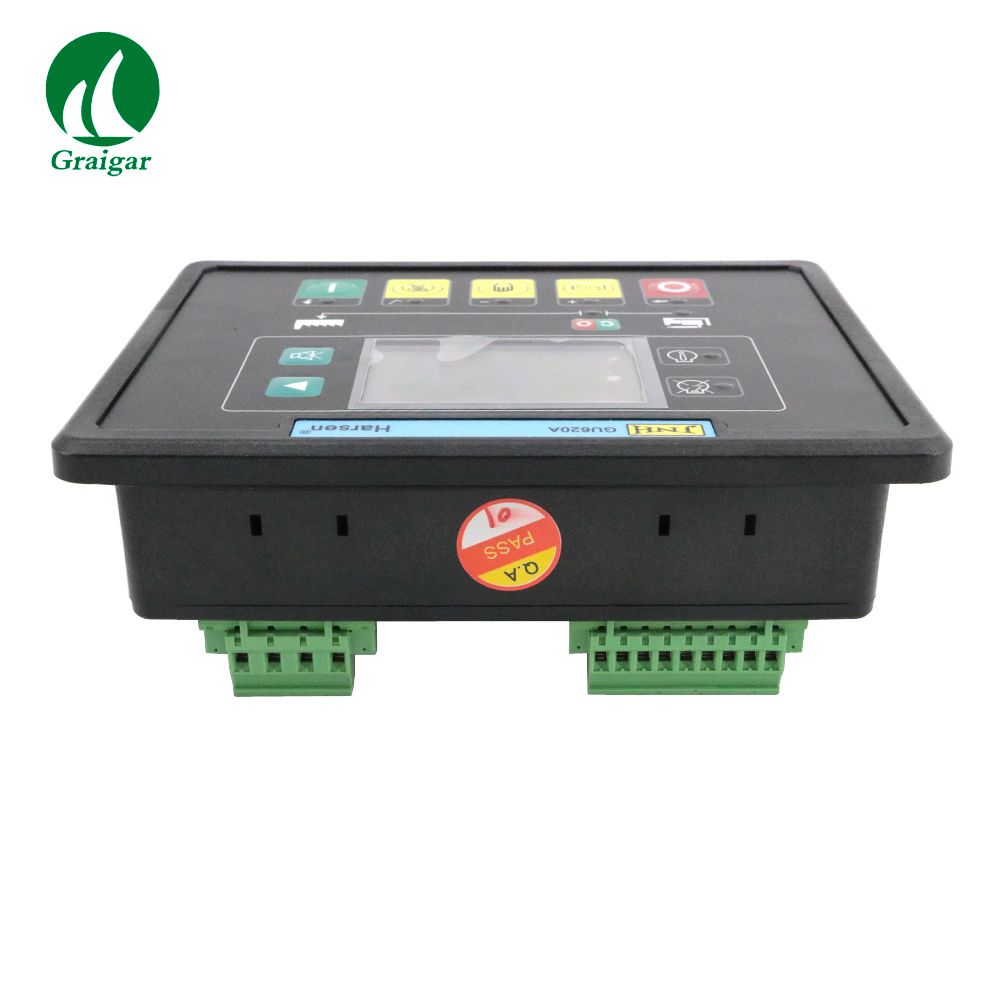 GU620A Automatic Start Generator Controller True RMS Measuring RS485,RS232,or USB Port for Remote Communication