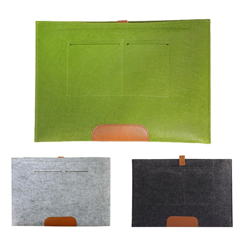 3 farben laptop notebook hülle blase tasche für macbook air/macbook pro 11 zoll 13 zoll 15 zoll computer zubehör