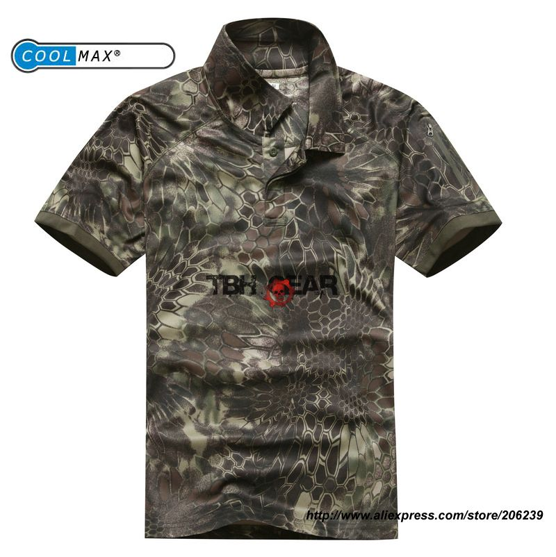 T-Shirt Men Coolmax T-Shirt Tactical T-Shirt Mandrake,Typhon,Highlander,Banshee(SKU12050584)