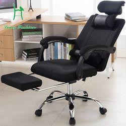 Ingeniería humana juego paño de elevación reclinable silla de oficina silla de la computadora silla giratoria