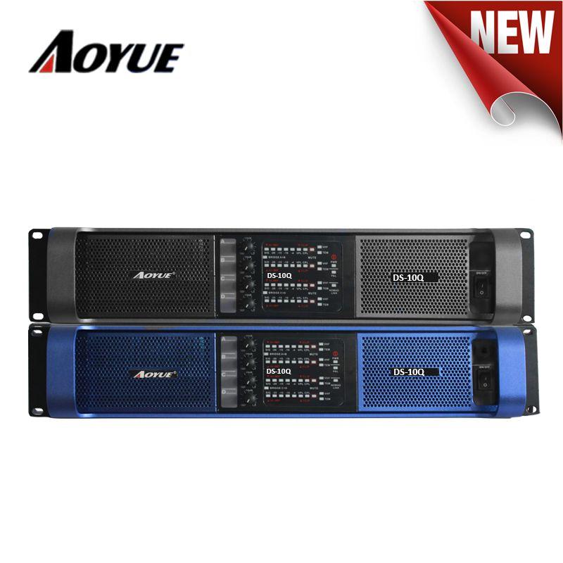 DS-10Q 4 Kanäle 1350 W 4 kanäle 2000 W x 4 professional sound power verstärker