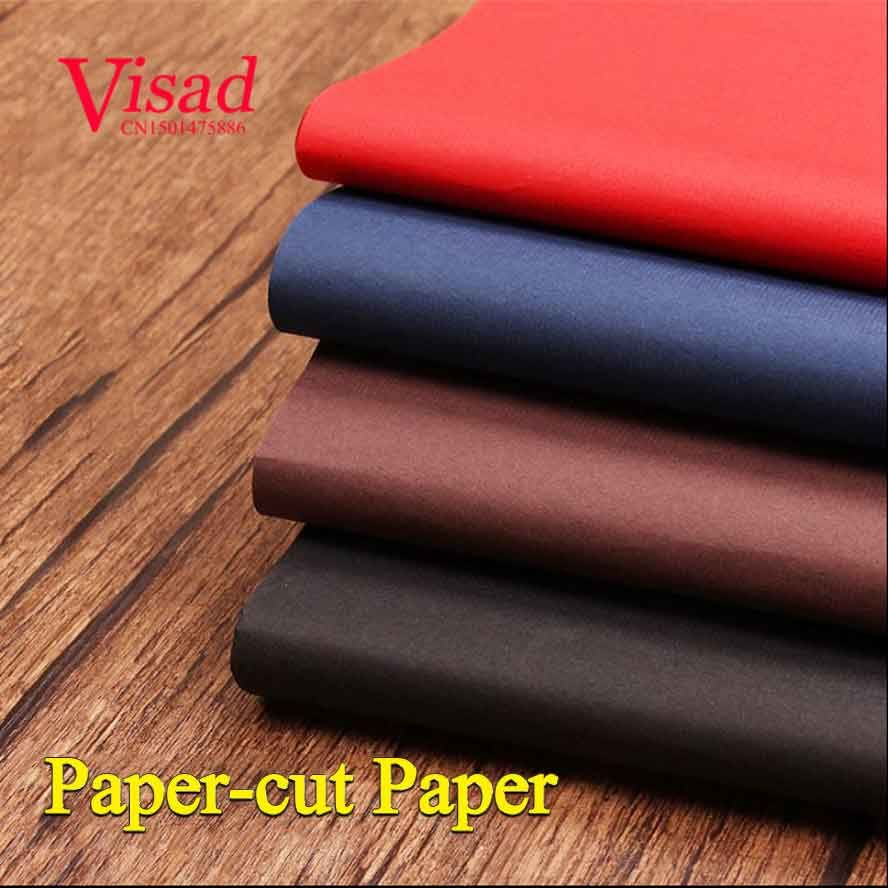 69cm*138cm Chinese Rice Paper Color Painting Paper For Paper-cut Couplet Handcraft Paper Xuan Zhi Atr Supplies
