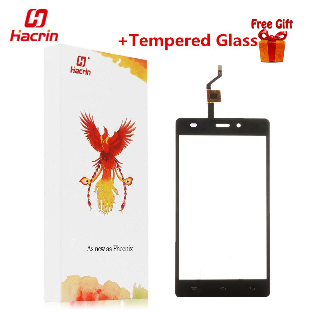 hacrin DOOGEE X5 PRO Touch Screen Digitizer Glass Panel Replacement repair accessory For Mobile Phone