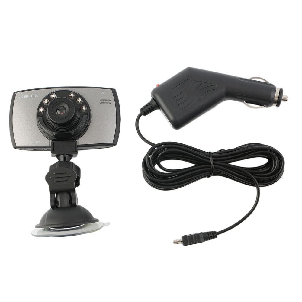 CATUO HD Recorder  Video Car Camera G30 2.4 Full HD  Dash Cam 120 Degree Wide Angle Motion Detection Night Vision G-Sensor