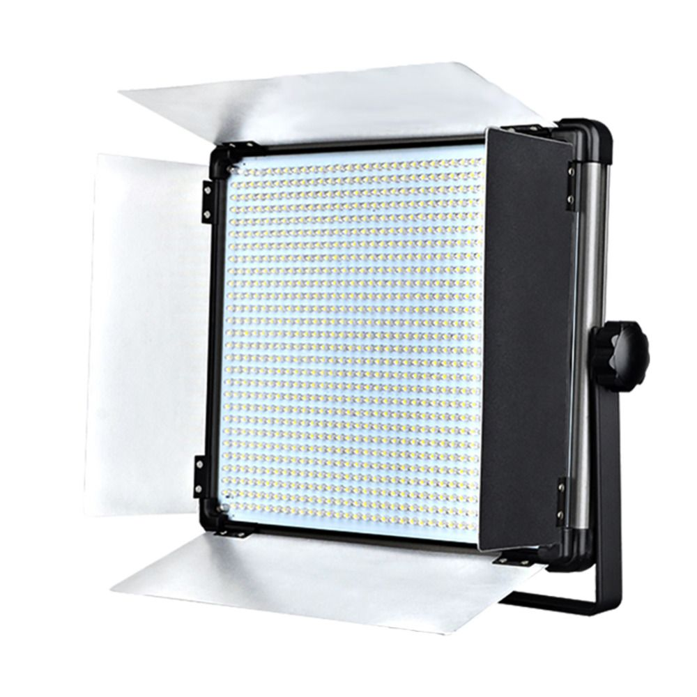 Dison 1 pc RC LED Lamp E-1080II Continue Lighting Bio-color video light 3200-5500K Studio Photography led video Lighting