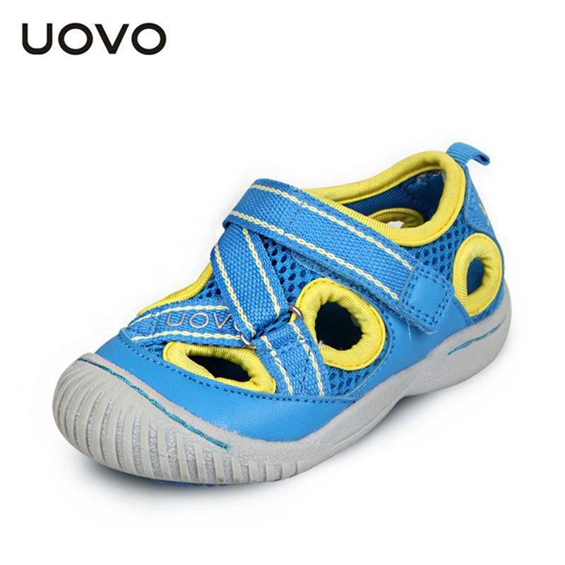 UOVO 2017 Nouveaux Garçons Sandales, Anti-Collision Sûr Filles Sandales, Antidérapant Enfants Chaussures, Enfants Chaussures, garçons Chaussures, Filles Chaussures