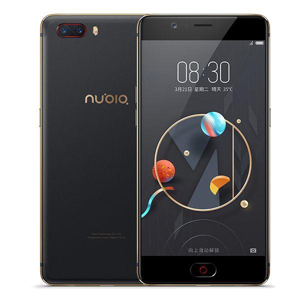 Global Version Nubia M2 4GB RAM 128GB ROM Mobile Phone Snapdragon 625 Octa Core 5.5