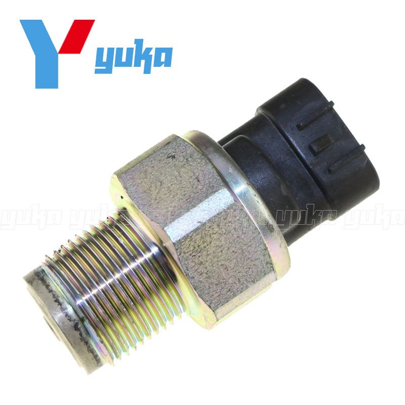 Original Diesel Common Rail Fuel Pressure Sensor 89458-71010 499000-6120 For Toyota Hilux Hiace D4D 3.0L Avensis Combi 2.2L