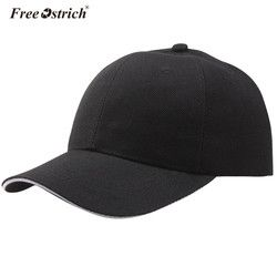 Freier Ostrich Baseball-Cap Mesh Cap Hüte Für Männer Frauen Dad Casquette Solide Gorras Hombre hüte Klassische Hip Hop Caps b0520