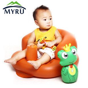 1-3 Years Old Children Sofa Portable Baby Chair Inflatable Baby Seat for Kids