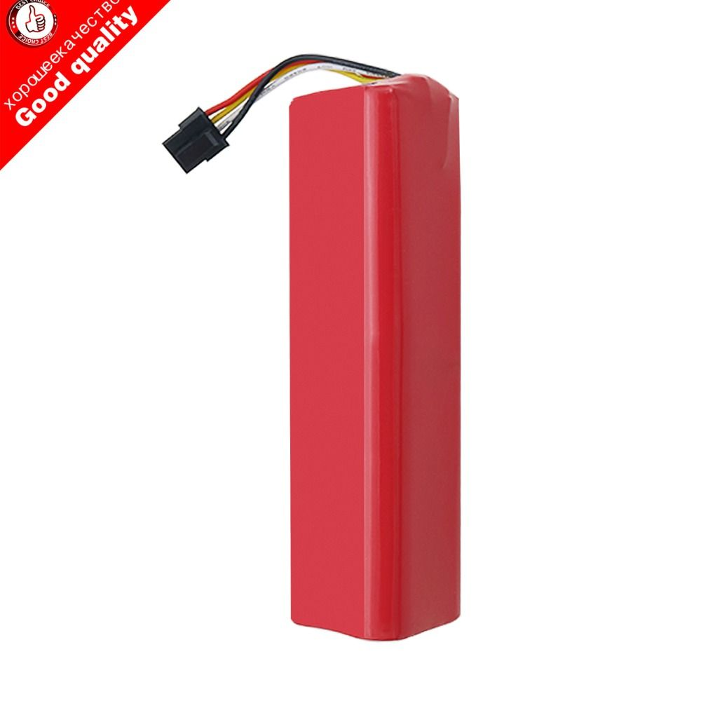 5200mAh li-ion 18650 mi robot Vacuum Cleaner accessories parts battery for xiaomi mi robot Robotics cleaner roborock S50 S51