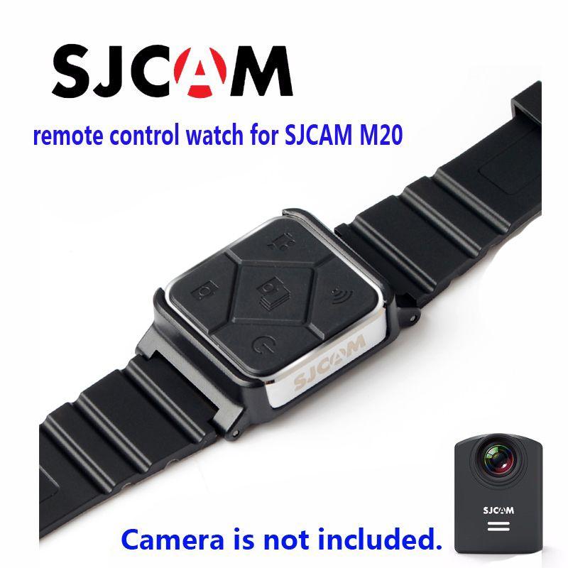 Бесплатная Доставка! 2016 Новинка оригинальный SJCAM дистанционный пульт часы для SJCAM sj6 Легенда M20 Спорт камеры дистанционного Часы