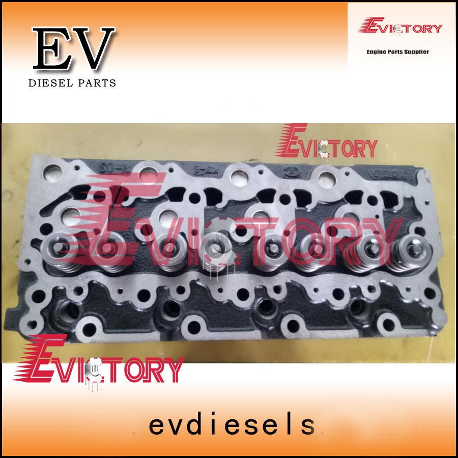 V2203 V2203M V2403 cylinder head +full engine gasket kit For Kubota KX155 excavator