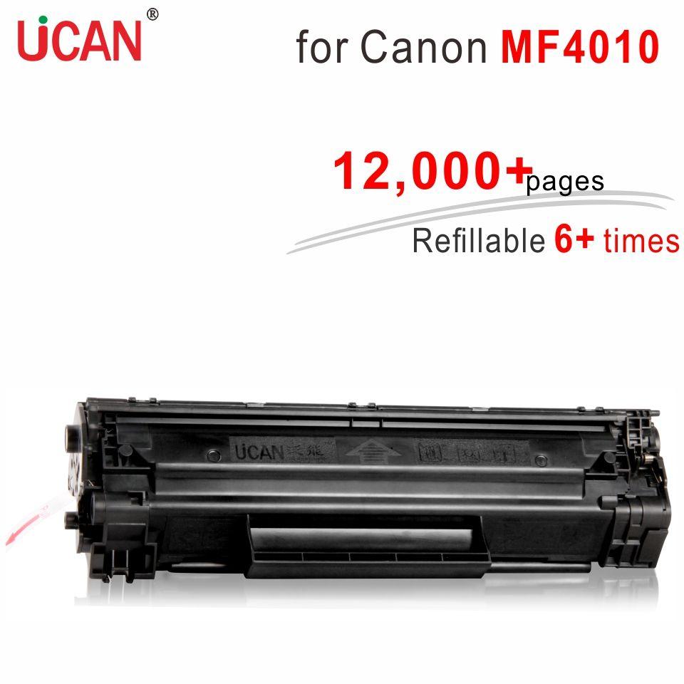6 fois Super Durable Cartouche De Toner CRG 104 FX10 FX9 compatible Canon MF4010 MF4010B MF4012 MF4012B MF4018 Imprimante