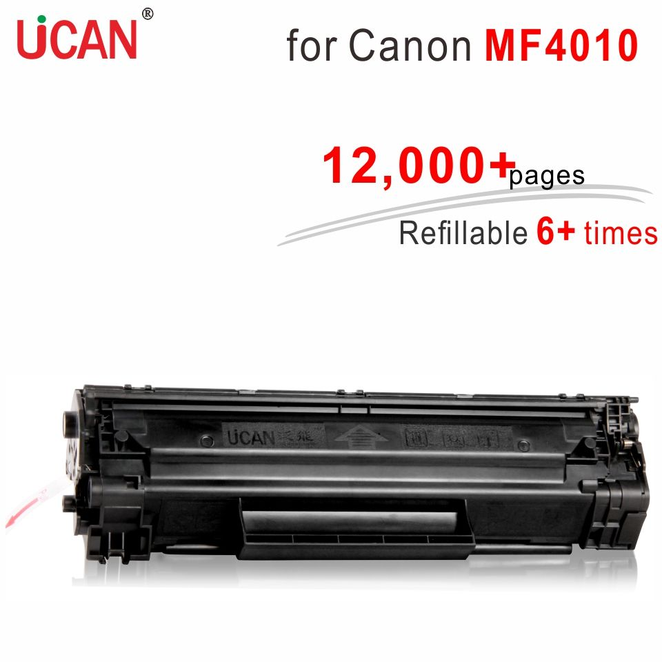 6 times Super Durable Toner Cartridge CRG 104 FX10 FX9 compatible Canon MF4010 MF4010B MF4012 MF4012B MF4018 Printer