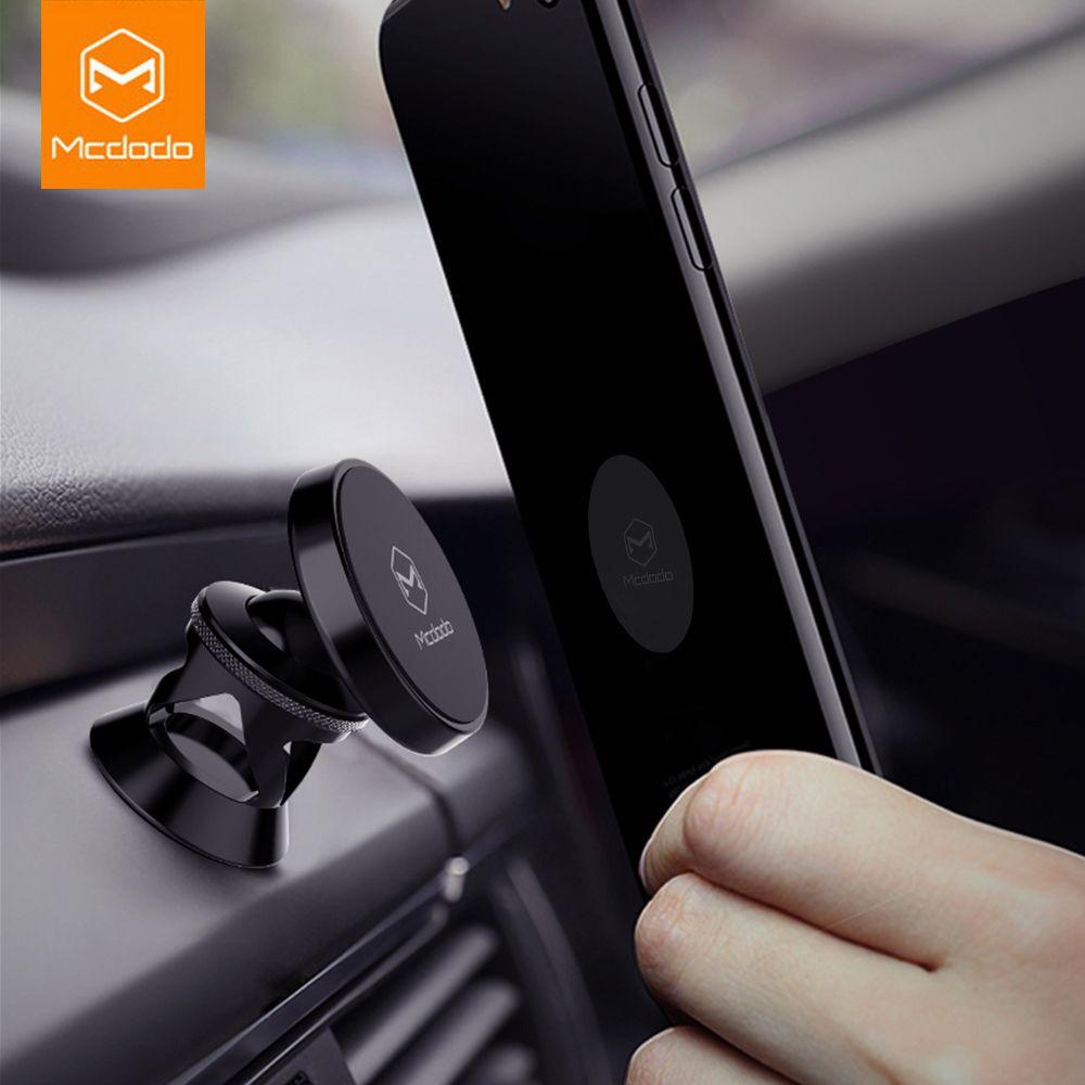 Mcdodo Auto Handyhalter Für iPhone 7 Samsung 360 Grad Magnetische Handy Halter Lüftungsschacht Mount Auto Handy Halter Stehen