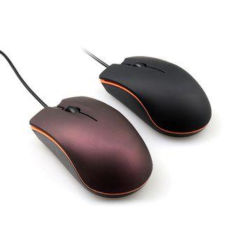 NOYOKERE Mini Mignon Souris Filaire USB 2.0 Pro Bureau Souris Optique Souris Pour Ordinateur PC Mini Pro Gaming mouse