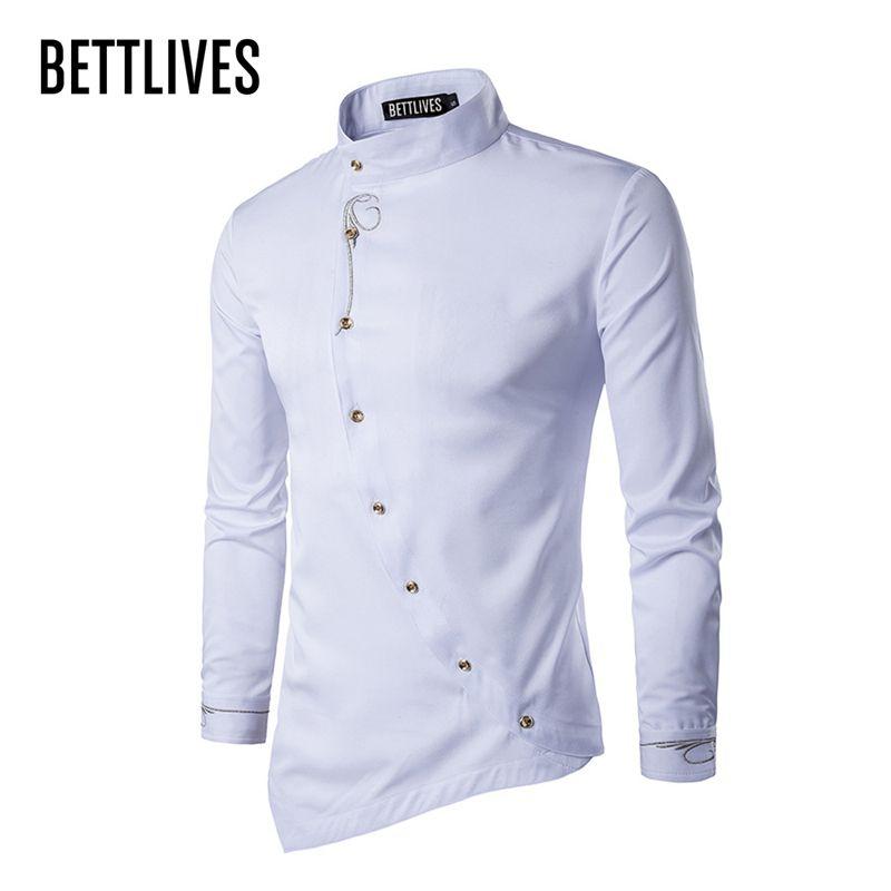 Marque Designer Hommes Chemises Boucle Irrégulière Haut de gamme Homme Sociale Robe Chemise Casual Manches Longues Chemise Homme Camisas B3680
