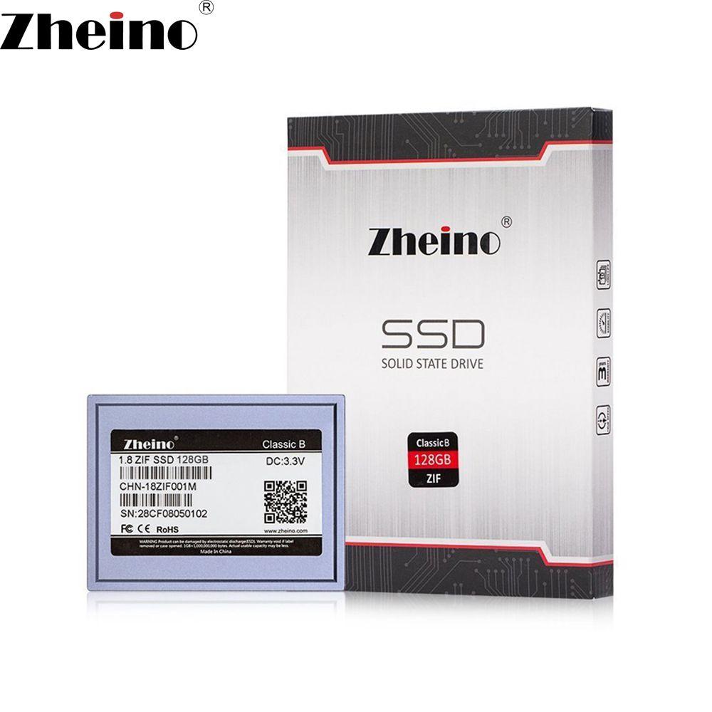 Zheino 1,8 Zoll CE ZIF 128 GB SSD (2D MLC NICHT TLC) für MacBook Air. A1237 Dell D420 D430 HP Mini 1000 2710 P Toshiba 2410
