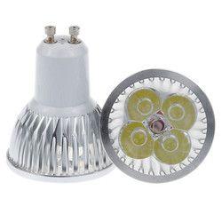 1X Haute puissance CREE GU10 E27 GU5.3 E14 3X3 W 9 W 4x3 W 12 W 5X3 W 15 W 85-265 V Dimmable Ampoule de lampe LED Downlight Led ampoule