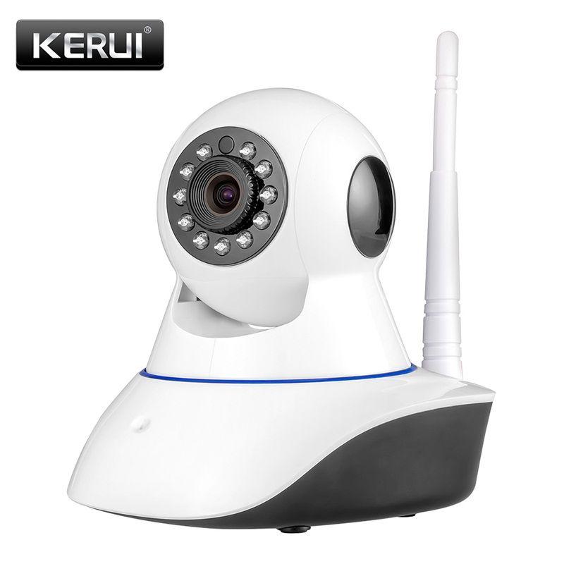 Kerui 720 P HD WIFI Беспроводной дома безопасности IP Камера безопасности сети видеонаблюдения Камеры Скрытого видеонаблюдения ИК Ночное видение В...
