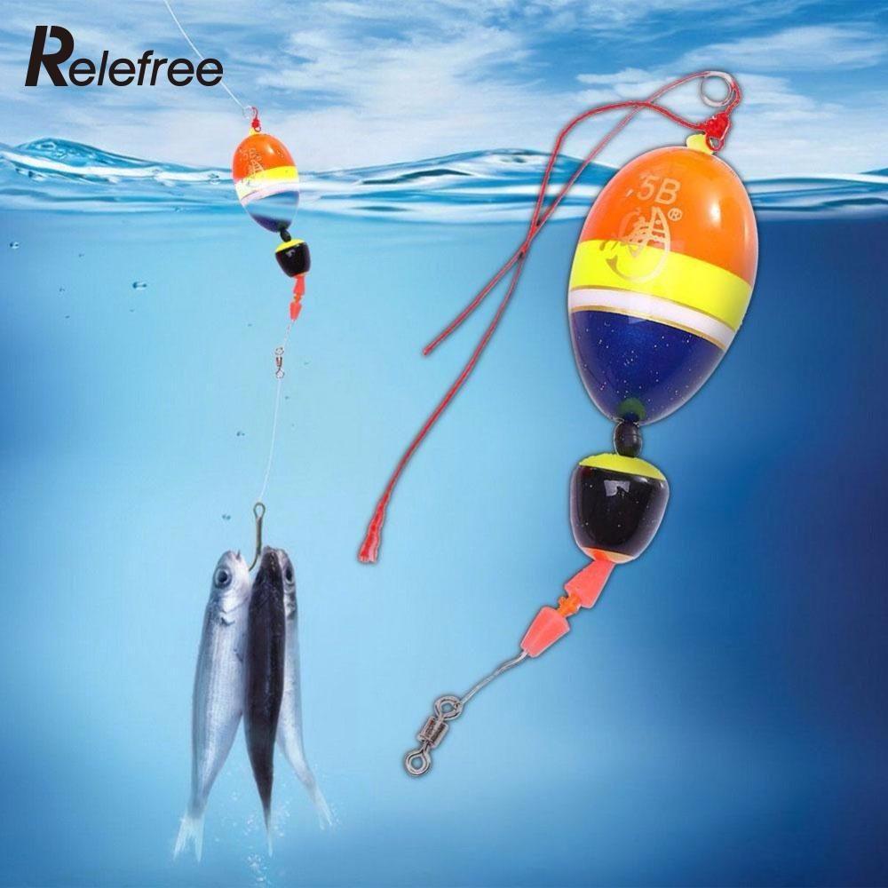 Relefree Outdoor Angeln Float Salzwasser Bobbers Schwimm Schwimmt Sea Rock Angelgerät Zubehör