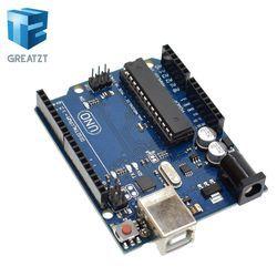 Intelligent Électronique UNO R3 MEGA328P ATMEGA16U2 Conseil de Développement Sans Câble USB pour arduino Starter Kit Diy