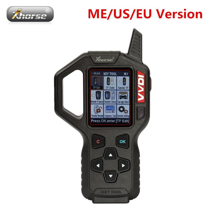 Xhorse VVDI Key Tool Remote Key Programmer V2.4.1 the Best Professional Key Programmer Specially for America/EU/Mid-Eastern Cars