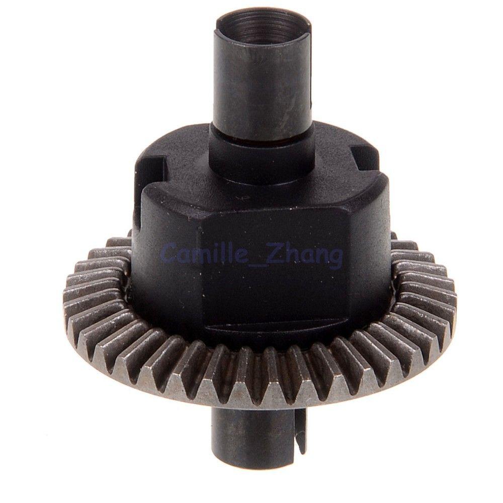 Diff. Gear complet 38T 02024 HSP pièces de rechange pour 1/10 R/C modèle voiture 94122 94166 94188 et beaucoup plus