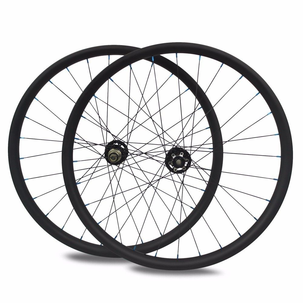 DT Swiss Hub MTB Wheelset 29er Carbon Mountain Bike Wheel Hookless/Asymmetric DH AM XC Enduro Sapim Spoke