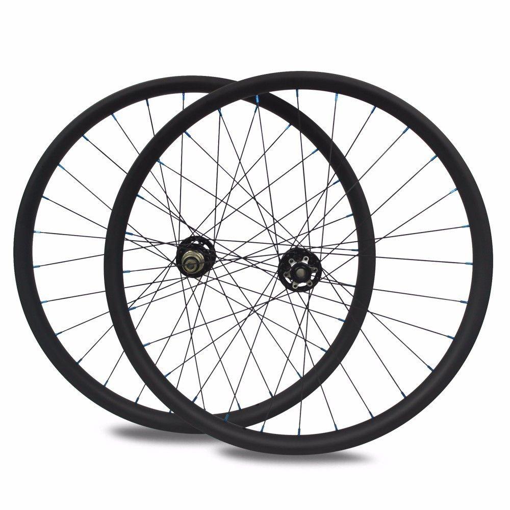DT Swiss Nabe MTB Laufradsatz 29er Carbon Mountainbike Rad Hookless/Asymmetrische DH BIN XC Enduro Sapim Speichen