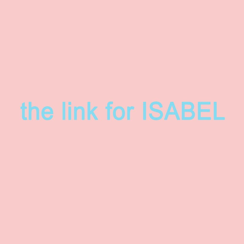 the link for ISABEL