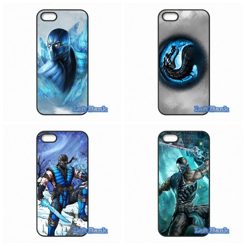 Mortal Kombat Sub Zero Phone Cases Cover For Lenovo Lemon A2010 A6000 S850 A708T A7000 A7010 K3 K4 K5 Note