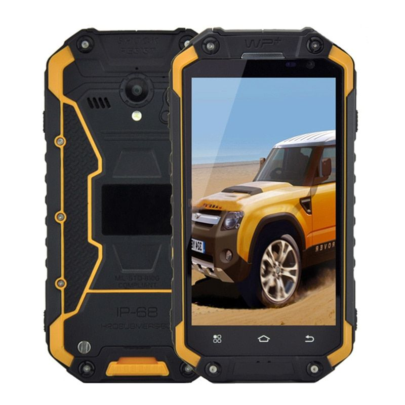 2016 Original X8G IP68 Rugged Waterproof Phone Shockproof Android Moble Phone MTK6735 Quad Core 4.7