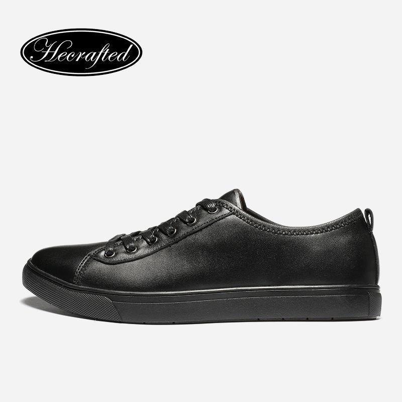 Размер 37-47; из кожи с натуральным лицевым покрытием Мужская обувь 2017, модная удобная мужская повседневная обувь # ab502