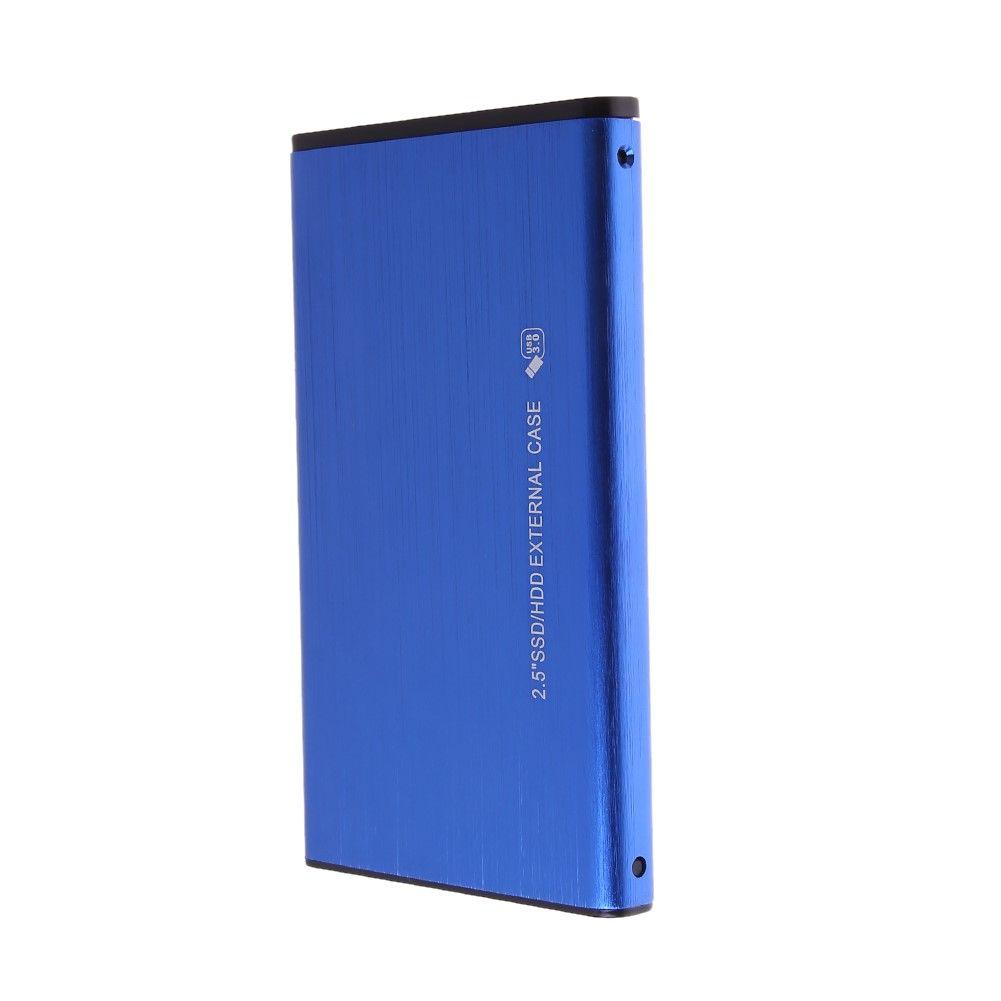 USB 3.0 HDD Disque Dur Externe 2.5 pouce Disque Boîte boîtier SATA SSD Disque Dur Cas hdd caddy pour Windows/Mac os