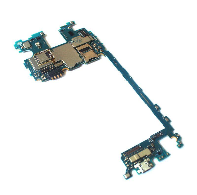 Nouveau Logement Mobile Électronique panneau carte mère Carte Mère Circuits Câble Pour LG V10 F600 H961 H962 H968 VS990 H900 H901 H960A