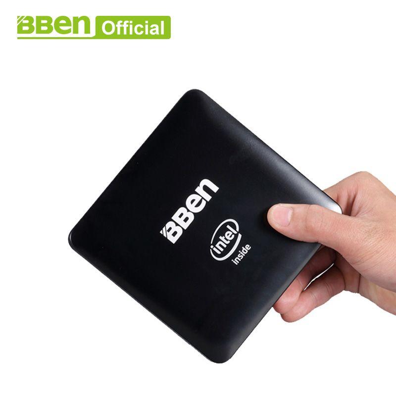 Bben-Mn11 Mini PC computer box, mit intel z8350 cpu, 4 gb/64 gb EMMC, oder 2 gb/32 gb, LAN WIFI windows10 mini pc