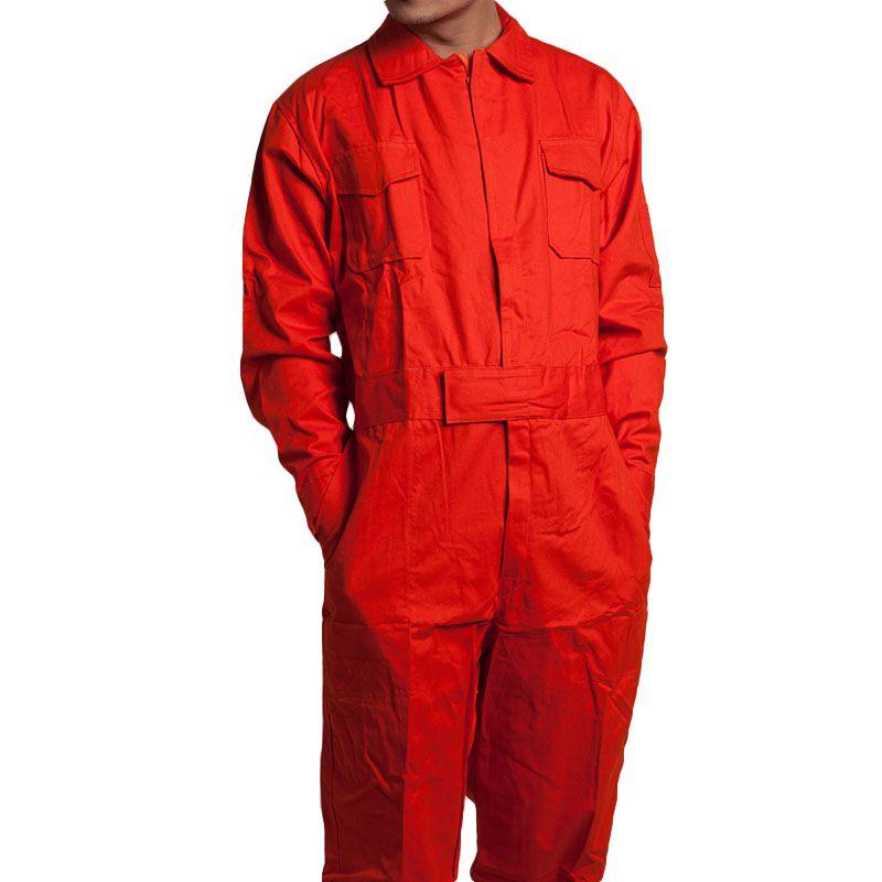 Männer Arbeiten Overalls Langarm Arbeits Overalls Komfortable Baumwolle Arbeit Uniformen Werker Auto Reparatur Plus Größe M-4XL