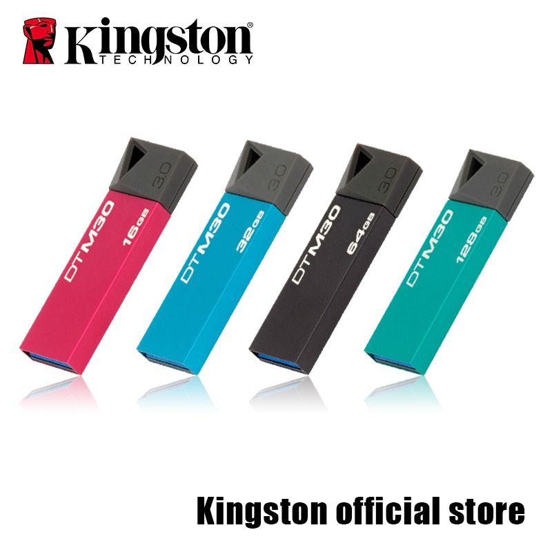 Kingston USB 3.0 DataTraveler Mini 3.0 Flash Disque 16 GB/32 GB/64 GB/128 GB