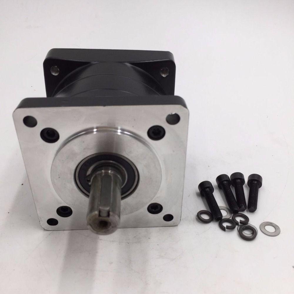 6:1 verhältnis Kleine Planetengetriebe China Getriebe NEMA34 Schrittmotor Minderer Drehzahlregler